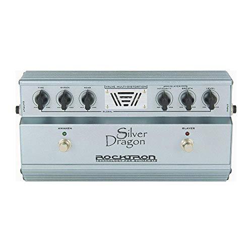 Rocktron Silver Dragon pedal de distorsión multi-Válvula
