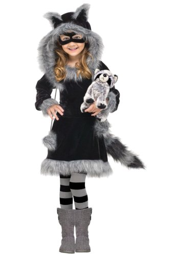 Top racoon dress girls for 2020