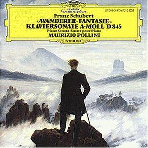Klaviersonate a-moll D 845 / Wanderer-Fantasie