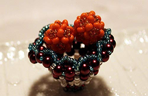 Popular shop is Cheap the lowest price challenge Cute Beaded Handmade Oranges Bowl Fruit