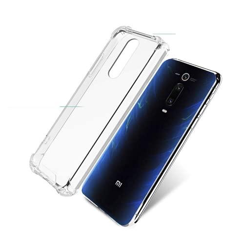 Capa Case Anti Shock Anti Impacto Xiaomi Mi 9T/ Mi9T Pro Bordas Reforçadas