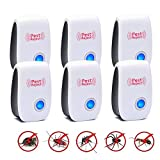 Best Pest Repellers - Ultrasonic Electronic Repellent, 2019 Upgraded Pest Reject Review