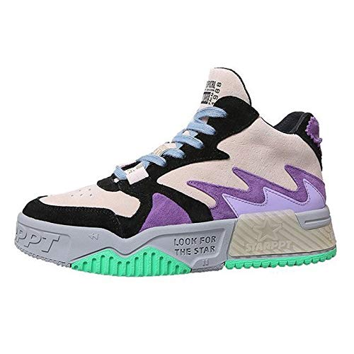 PHGo Zapatos para Correr Tenis para Calzado Deportivo Casual Running Gym Outdoor Zapatos Deportivos Aire Libre para Correr Calzado Sneakers Gimnasio Casual