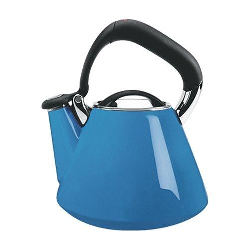 OXO Good Grips Downpour Tea Kettle, Blue