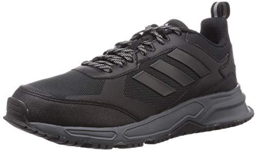 adidas Rockadia Trail 3.0, Zapatillas Hombre, NEGBÁS/NEGBÁS/GRISEI, 44 2/3 EU 🔥