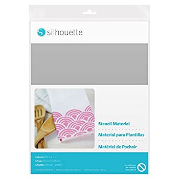 Best silhouette stencil material Reviews