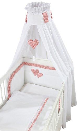 Christiane Wegner 0311 00-557 Bett-Set für Kinderbett, 70 x 140 cm