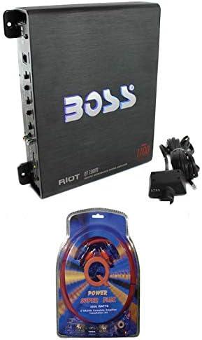 Top 10 Best boss audio r1100m riot amplifier