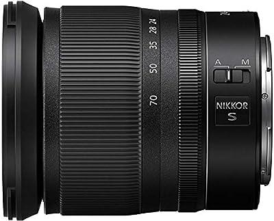 Nikon NIKKOR Z 24-70mm f/4 S from Nikon
