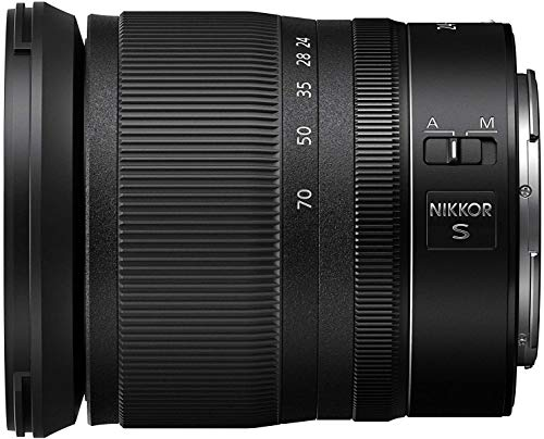 Nikon NIKKOR Z 24-70mm f/4 S - Objetivo para cámara