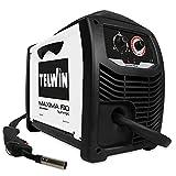 Telwin 816086Maxima 190Synergic Welding Wire Inverter Mig-Mag/Flux/Brazing, 230V, White, Maxima 190