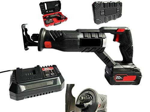 Parkside® Sierra de sable de batería pssa 20 de Li A1 incl. Batería y cargador