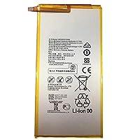 新品HUAWEIノートパソコンバッテーHUAWEI S8-701U T1-821W/823l M2-803L HB3080G1EBW交換用のバッテリー 電池互換3.8V 4800mAh/18.3Wh