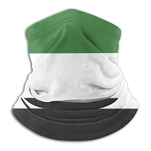 Bandera de Palestina Bandanas Mágicas Diadema Máscara de Polvo, al aire libre, Festivales, Deportes