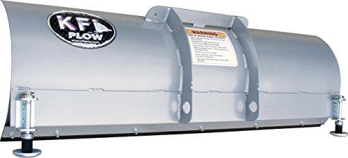 KFI Products 105060 Pro-S Silver 60' ATV/UTV Straight Blade