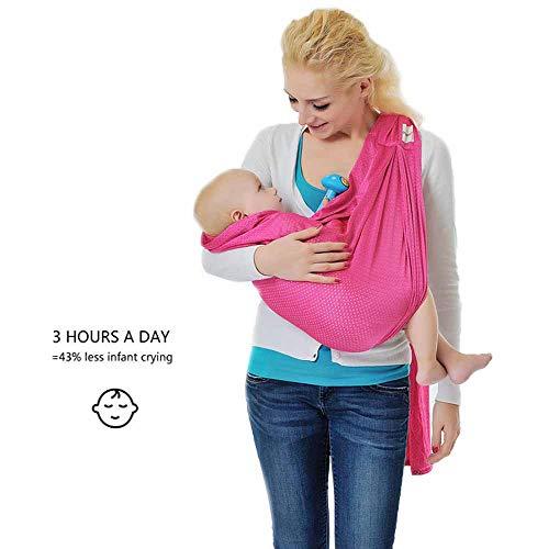 Child Toy Baby Tragetuch für Babys, händefrei