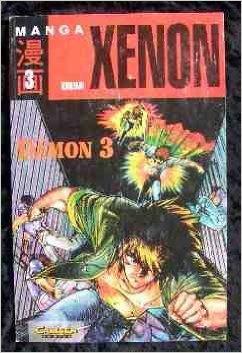 Xenon, Bd.3, Dämon 3