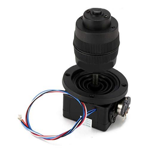 Vaorwne 4-Achsen-Joystick-Potentiometer-Tastensteuerung für JH-D400X-R4 10K 4D Sealed Rocker Potentiometer