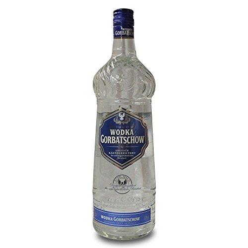Gorbatschow Vodka - 1 Liter