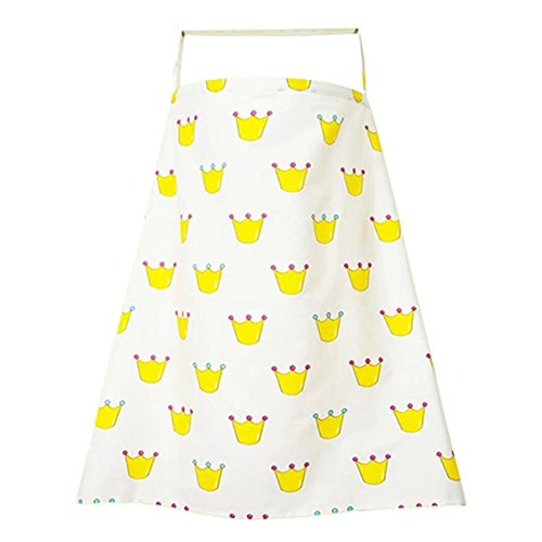 Best Review Of Privacy Breast Feeding Nursing Cover Large Coverage Nursing Apron, NO.16