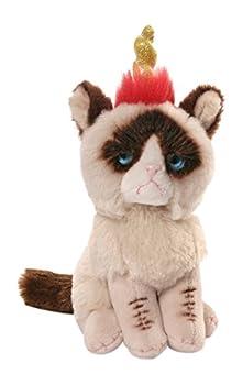 GUND Grumpy Cat Unicorn Beanbag Stuffed Animal Plush 5