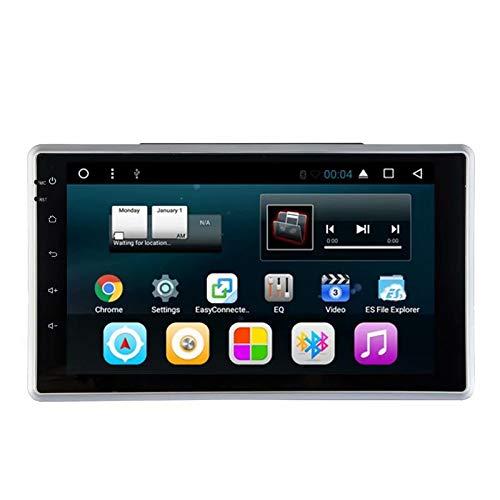 TOPNAVI 32GB Auto Navigation pour Buick Excelle GT 2015 2016 2017 2018 Android 7.1 Autoradio Stéréo avec GPS WiFi 3G RDS Lien Miroir FM AM BT Audio Vidéo