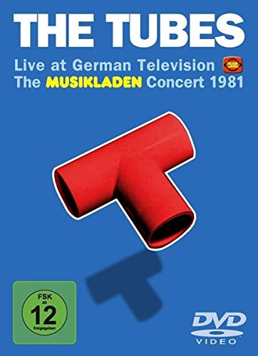 Tubes  Live At German Television: The Musikladen Concert 1981