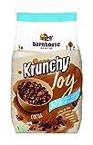 Barnhouse Krunchy Joy Muesli Cereales De Cacao - Ecológico, Vegetariano, Vegano, paquete de 3 x 375 G