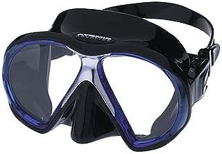 Atomic Aquatics Subframe Scuba Snorkeling Dive Mask, BK/BL