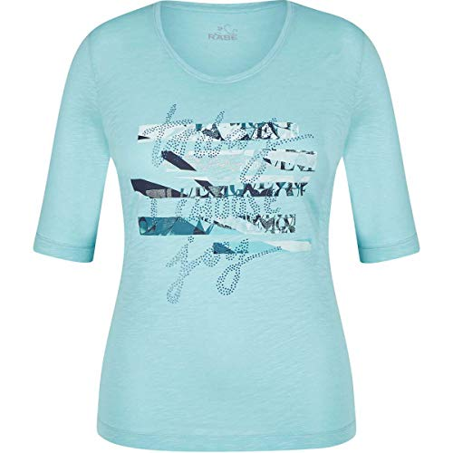 Rabe T-Shirt, mintgrün(Minze (420)), Gr. 42