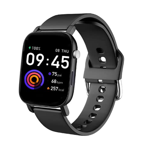 """Rhobos (New Smartwatch with Direct Calling Functions) 1.54"""" Smart Watch Bluetooth Smartwatch, Smart Watch with SIM Slot and 32GB Memory Card Slot and Bluetooth and Fitness Tracker for All"""