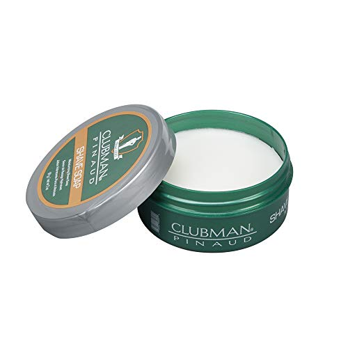 Clubman Shave Soap, 2.5 oz