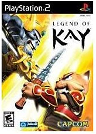 Amazon.com: Legend of Kay - PlayStation 2: Artist Not ...