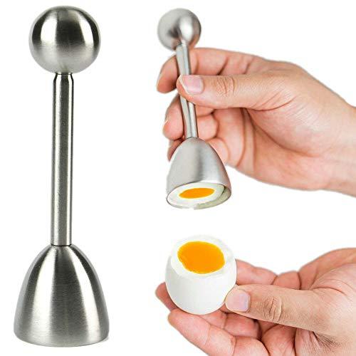 EgBert Eierschalenbrecher Eierköpfer Eieröffner Eierschalensollbruchstellenverursacher