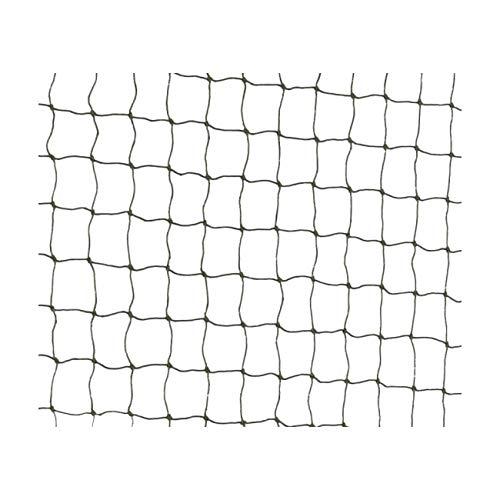 Trixie 44295 Schutznetz, drahtverstärkt 8 × 3 m, oliv-grün - 2