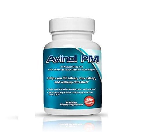 Top 10 Best avinol pm natural sleep aid Reviews