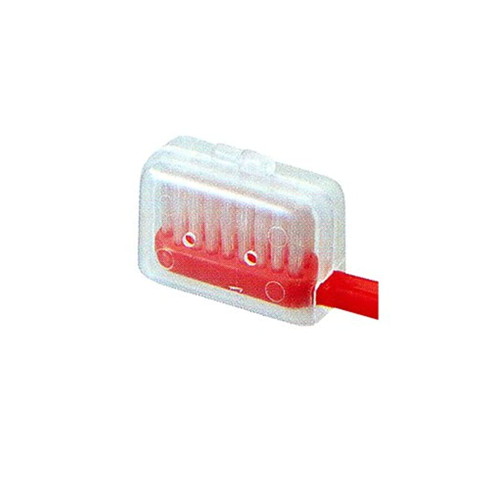 快い大砲バクテリアビーブランド 歯ブラシキャップ1個 (M)