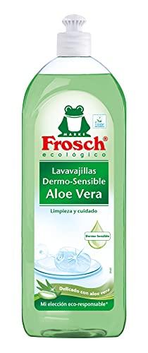 Lavavajillas Frosch Ecológico Aloe Vera x 10 ud