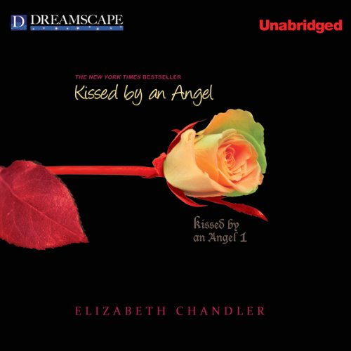 Kissed by an Angel audiobook cover art