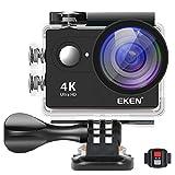 EKEN H9R 4K Actionkamera wasserdichte 170 Weitwinkelobjektiv Sportcamera Full UHD WiFi 1080P/120fps...