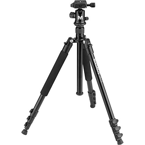 Magnus TR-13 Travel Tripod with Dual-Action Ball Head