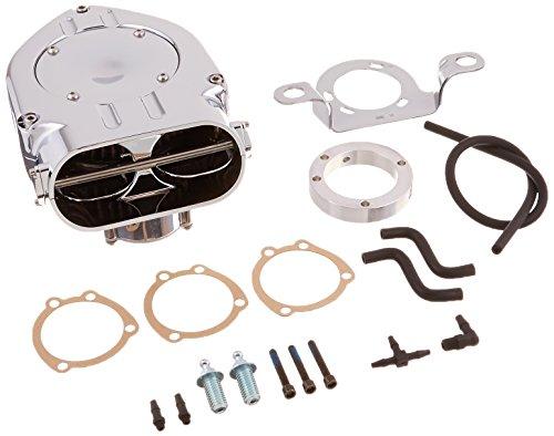 Kuryakyn Hypercharger Chrom Luftfilter Harley Davidson Evolution CV 93-99