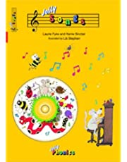 Jolly Songs: in Precursive Letters (British English edition) (Book & CD)