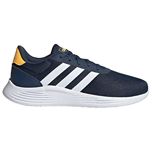 adidas Lite Racer 2.0 K, Zapatillas de Running, AZMATR/FTWBLA/Dorsol, 36 EU