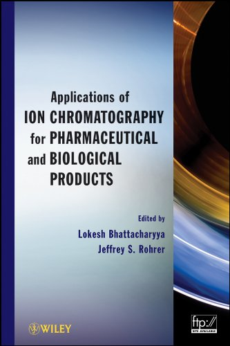Applications of Ion Chromatography for Pharmaceutical and Biological Products (English Edition)
