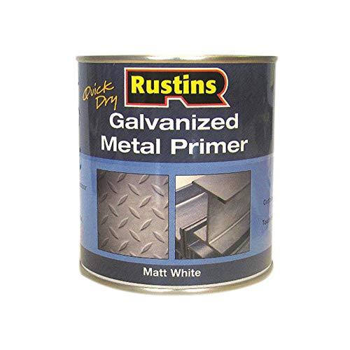 Rustins GALP500 - Primer Ad Asciugatura Rapida Per Metalli E Metalli Zincati