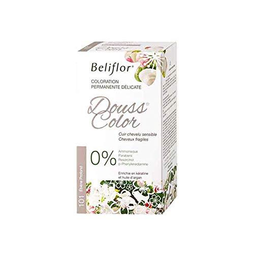 Beliflor - BELIFLOR DOUSS COLOR COLORATION PERMANENTE DELICATE SANS AMONIAQUE - 141 NOISETTE CUIVREE