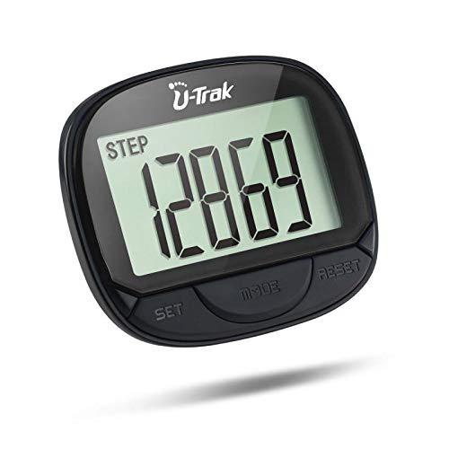 U Trak Pedometer Tracking Accurate Distance