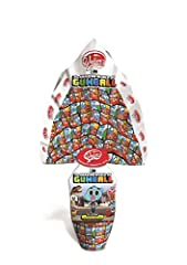 Idea Regalo - UOVO DI PASQUA THE AMAZING WORLD OF GUMBALL CIOCCOLATO AL LATTE CON SORPRESA 240 GRAMMI
