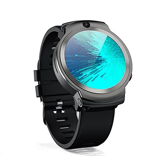 XYZK LEM13 2MP + 8MP 1.6 Pulgadas Smart Watch 4G 400 * 400 Aplicación De Resolución Descargar Tarifa Cardíaca 1280Mah Capacidad